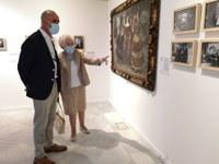 Casa Fabiola-Donación de Arte Mariano Bellver muestra en una exposición fotográfica a artistas sevillanos del siglo XX en la intimidad de sus talleres
