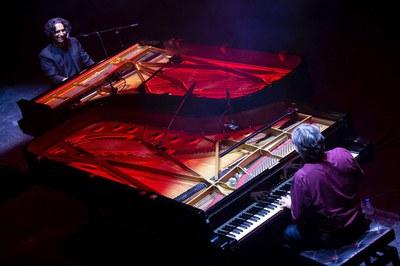 Chano Domínguez y Diego Amador presentan su jazz con raíz flamenca en el escenario del Lope de Vega