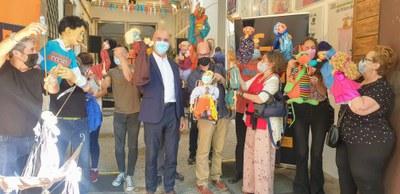 Compañías de ámbito nacional e internacional se darán cita en la nueva edición de la Feria del Títere, que regresa a Sevilla del 18 al 30 de mayo
