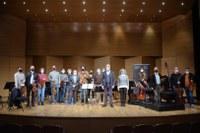 El Ayuntamiento reafirma su compromiso con la Orquesta Barroca de Sevilla, que inaugura este viernes nueva temporada en el Espacio Turina