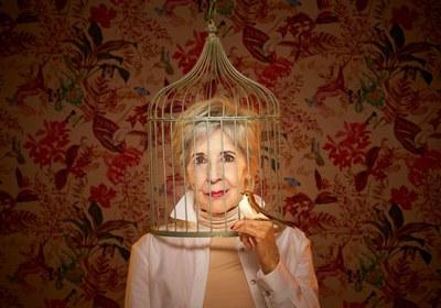 Concha Velasco llega este  fin de semana al Teatro  Lope de Vega con la comedia  'La habitación de María'