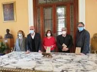 Ve la luz 'Cuentos de Libro', antología auspiciada por la Asociación de Amigos del Libro Antiguo de Sevilla y el ICAS