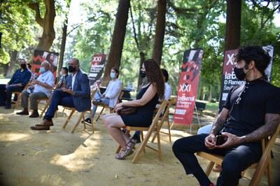 La diversidad y riqueza musical del flamenco conquista el Real Alcázar durante la Bienal
