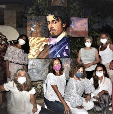 Doce pintoras mostrarán en Antiquarium su personal y contemporánea interpretación del retrato de Gustavo Adolfo Bécquer