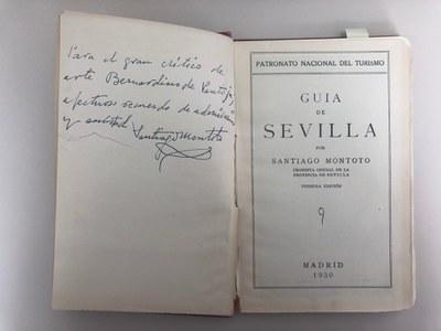 Dos guías de viaje, nuevas adquisiciones de la Biblioteca del SAHP