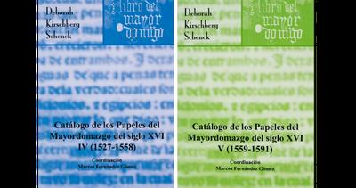 El Archivo Municipal de Sevilla celebra el Día Internacional de los Archivos presentando los volúmenes 4 y 5 de la catalogación de los Papeles del Mayordomazgo del siglo XVI