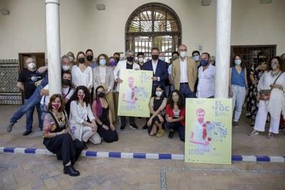 El Ayuntamiento apoya el FOC Cultura con Orgullo, que vuelve a inundar Sevilla de propuestas escénicas LGTBIQ+ con espectáculos teatrales, un musical, audiovisuales y encuentros con autores