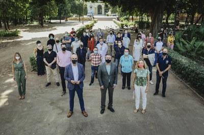 El Ayuntamiento de Sevilla programa un Otoño Cultural con más de 150 funciones en el Espacio Turina y los Teatros Alameda y Lope de Vega