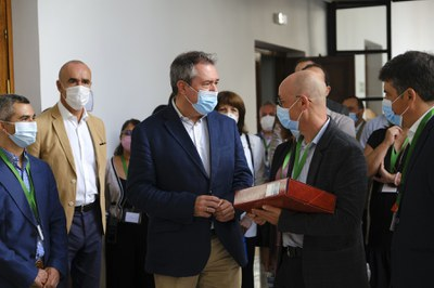 El Ayuntamiento de Sevilla registra con otros diez municipios en el Parlamento el proyecto de nueva Ley andaluza de Cultura promovido por la asociación de profesionales  de la gestión cultural