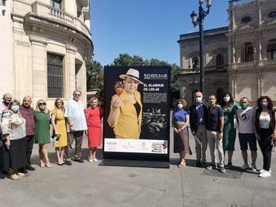 El Ayuntamiento dedica dos exposiciones al Pasaje Begoña de Torremolinos dentro del programa del Mes de la Diversidad Sexual
