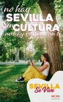 El Ayuntamiento lanza una campaña de promoción de la cultura en la ciudad de Sevilla