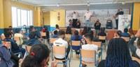 El Ayuntamiento promociona el flamenco en 28 colegios con talleres y sesiones magistrales en las que han participado 2.000 estudiantes