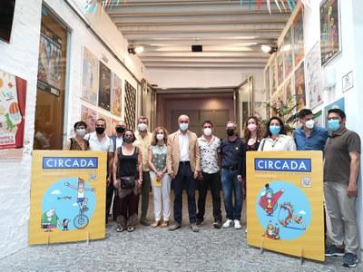 El Ayuntamiento respalda la edición más ambiciosa de Circada, con más espectáculos internacionales y de gran formato