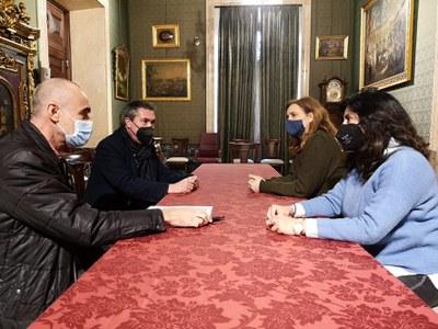 El Ayuntamiento y la Academia del Cine de Andalucía acuerdan la cesión de un espacio municipal como sede en Sevilla
