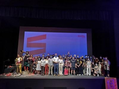 El ciclo 'El Teatro y la Escuela' regresa al Teatro Alameda con más de 60 funciones programadas hasta finales de mes de marzo