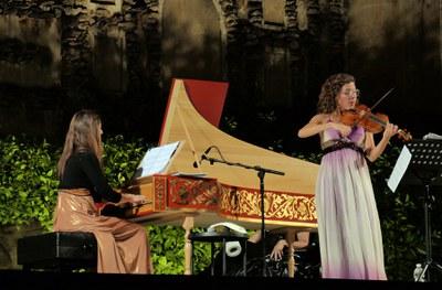 El ciclo 'Noches en los Jardines del Real Alcázar de Sevilla' encara su última semana de conciertos tras acumular más de 15.500 asistentes