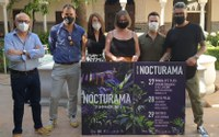 El ciclo musical Nocturama vuelve a los jardines del Casino de la Exposición del 27 al 29 de agosto