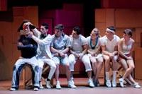 El circo entra de lleno en el Teatro Lope de Vega con el espíritu lúdico de LUDO Circus Show