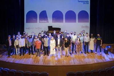 El Espacio Turina se consolida como el auditorio de las Músicas de Cámara de la ciudad y un referente a nivel nacional