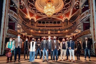 El flamenco toma el Teatro Lope de Vega con un ciclo dedicado a los premios Giraldillos de la Bienal
