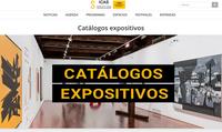 El ICAS amplía el apartado 'Catálogos expositivos' de su web con los relativos a las muestras 'Memoria del presente', 'Persuasive Painting' y 'El taller del artista'