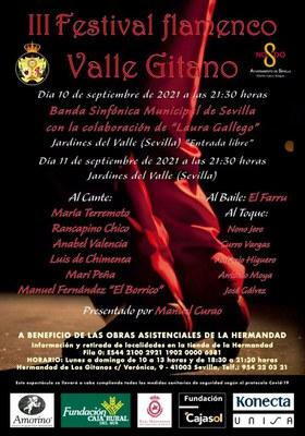 El nuevo espectáculo de los Cantores de Híspalis en la Plaza de España, el Festival Flamenco Valle Gitano, exposiciones y visitas teatralizadas protagonizan las propuestas de la agenda cultural de este fin de semana