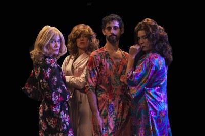 El Teatro Lope de Vega acoge el estreno absoluto del montaje 'P de Partida' el próximo 5 de diciembre