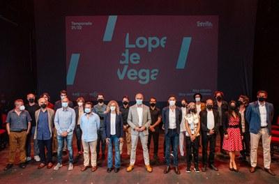 El Teatro Lope de Vega presenta una nueva temporada con un total de 44 espectáculos teatrales, música, danza y circo