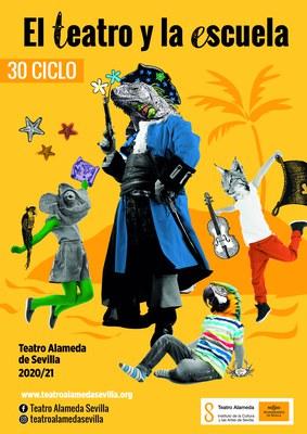 El ciclo 'El Teatro y la Escuela' celebra su 30 aniversario ofreciendo lo mejor de las artes escénicas para el público familiar