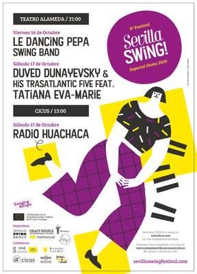 El Teatro Alameda acogerá la actuación de Tatiana Eva-Marie, estrella del jazz neoyorquino