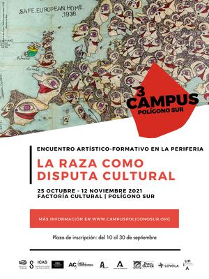 Factoría Cultural del ICAS abre la convocatoria para participar en el III Campus Polígono Sur