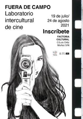 Factoría Cultural pone en marcha el 'Laboratorio intercultural de cine: 'Fuera de campo'