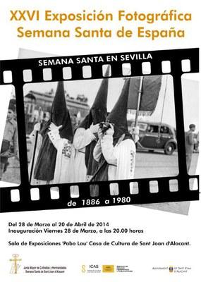 El ICAS ha cedido para una exposición 40 fotografías de la Fototeca Municipal para una exposición en Alicante