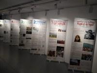 Una muestra impulsa en Factoría Cultural el conocimiento de la historia y la cultura del pueblo gitano