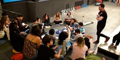 Jóvenes sevillanos votarán los Young Audience Awards de la Academia de Cine Europeo