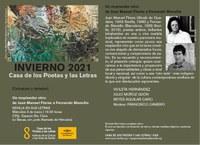 La Casa de los Poetas y las Letras se acerca a la importancia y proyección de los creadores Juan Manuel Flores y Fernando Mansilla