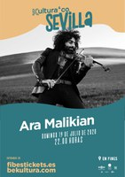 La música con protagonistas como Ara Malikian, Xoel López, Salvador Sobral y el teatro con representaciones como 'La fiesta del chivo' marcan la agenda cultural 'Veraneo en la City' para los próximos días