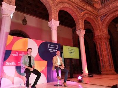 La Plaza de España acogerá del 22 de septiembre al 10 de octubre el festival musical Icónica como evento que combina cultura y patrimonio y basado en la experiencia de otros entornos patrimoniales