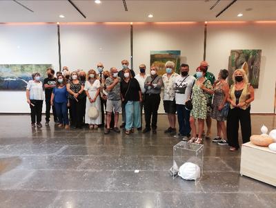 La Sala Antiquarium reúne en  'Ars Natura' las obras de más de 60 artistas con conciencia medioambiental