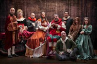 Teatro del Velador trae la comedia burlesca al Lope de Vega con el montaje Céfalo y Pocris