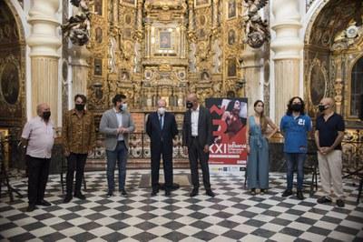 San Luis de los Franceses acoge el 16 de septiembre el estreno de 'Paraíso Perdido', del violagambista Fahmi Alqhai y la bailaora Patricia Guerrero, y de 'Identidad', del pianista Dorantes, el 30 de septiembre