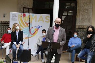 Juan Pérez Floristán y la dirección de Marco Mencoboni, grandes citas para cerrar la XXXVIII edición del FeMÀS