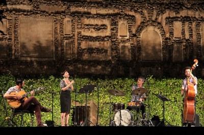 Más de 10.300 personas ya han asistido al ciclo 'Noches en los Jardines del Real Alcázar de Sevilla' tras un mes de conciertos