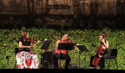 Más de 14.400 personas ya han disfrutado de Noches en los Jardines del Real Alcázar de Sevilla, que continúa su recorrido hasta el 10 de octubre
