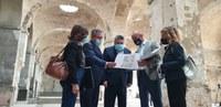 El Ayuntamiento y el Ministerio de Cultura abren una vía de colaboración para el impulso conjunto de proyectos en el nuevo centro Magallanes de la Fábrica de Artillería y que se convierta en un referente estatal