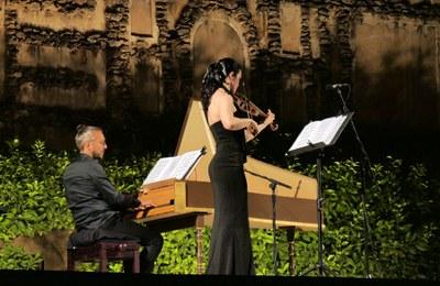Las Noches en los Jardines del Alcázar encara su décima semana de conciertos apostando por el swing, el jazz, la música clásica, la medieval o la música celta
