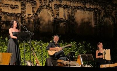 El ciclo de conciertos 'Noches en los Jardines del Real Alcázar de Sevilla' finaliza con una asistencia de 16.988 espectadores y un     96,16 % de ocupación