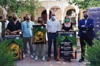 Nocturama celebra su cita veraniega en los Jardines del Casino de la Exposición entre los próximos días 26 y 28
