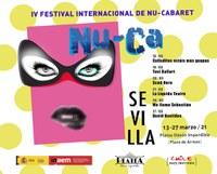 El Ayuntamiento apoya la cuarta edición del NU-CA, que llega a Sevilla para mostrar las tendencias más vanguardistas del NU-Cabaret
