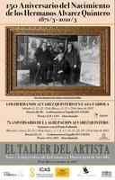 Nueva propuesta teatral en Casa Fabiola-Donación Mariano Bellver con motivo del 150 Aniversario del nacimiento de los Hermanos Álvarez Quintero